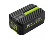 40V batteri til Zipper maskiner