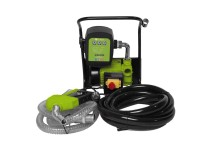 Diesel- og oliepumpe 230v Zipper