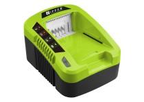 Batterilader til Zipper 40V batterier