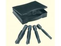 Borsæt Powerbor 2-i-1 bore- og gevindtap