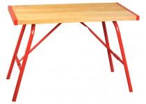 Montørarbejdsbord, 1600 x 620 x 45 mm.
