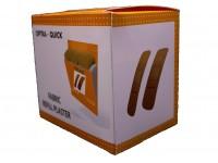 OPTRA-Quick Refill alm.tekstil fabrik Plaster 6x40 stk