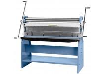 3 in 1 - 1320mm universal pladebearbejdningsmaskine