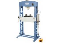 PWK 50 F værkstedspreser pneumatisk