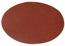 Sliberondel diam. 150 mm - K 120, velcro fastener