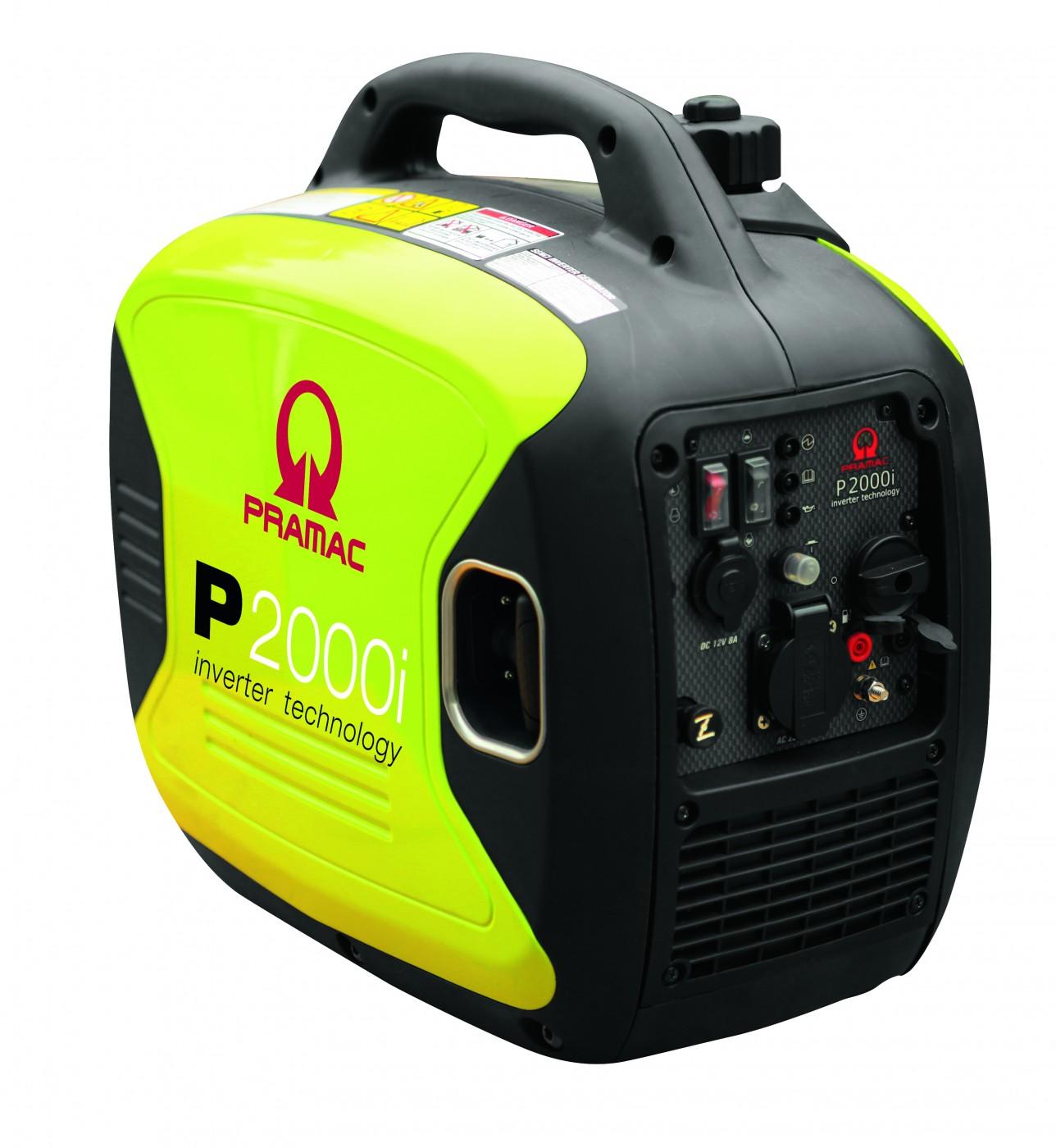 Image of   P2000 IY Pramac generator - Inverter
