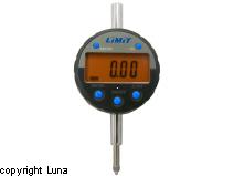 Image of   Digitalt Måleur Limit 12,5/0,001- Tolerancefunktion