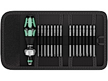 Image of   Bitssæt Wera Kraftform Kompakt 60 RA