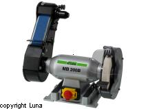 Image of   Bænkslibemaskine Luna MB200B