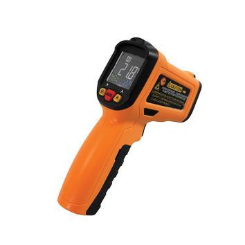 Image of   Infrarødt termometer med cirkulær laser (-50°C - 500°C)