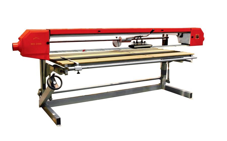 Holzmann BKS2400 XL bånd og kantslibemaskine