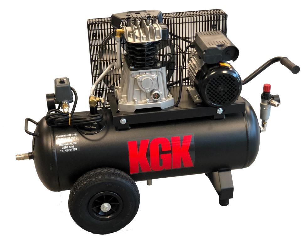 Image of   KGK Kompressor 50/268