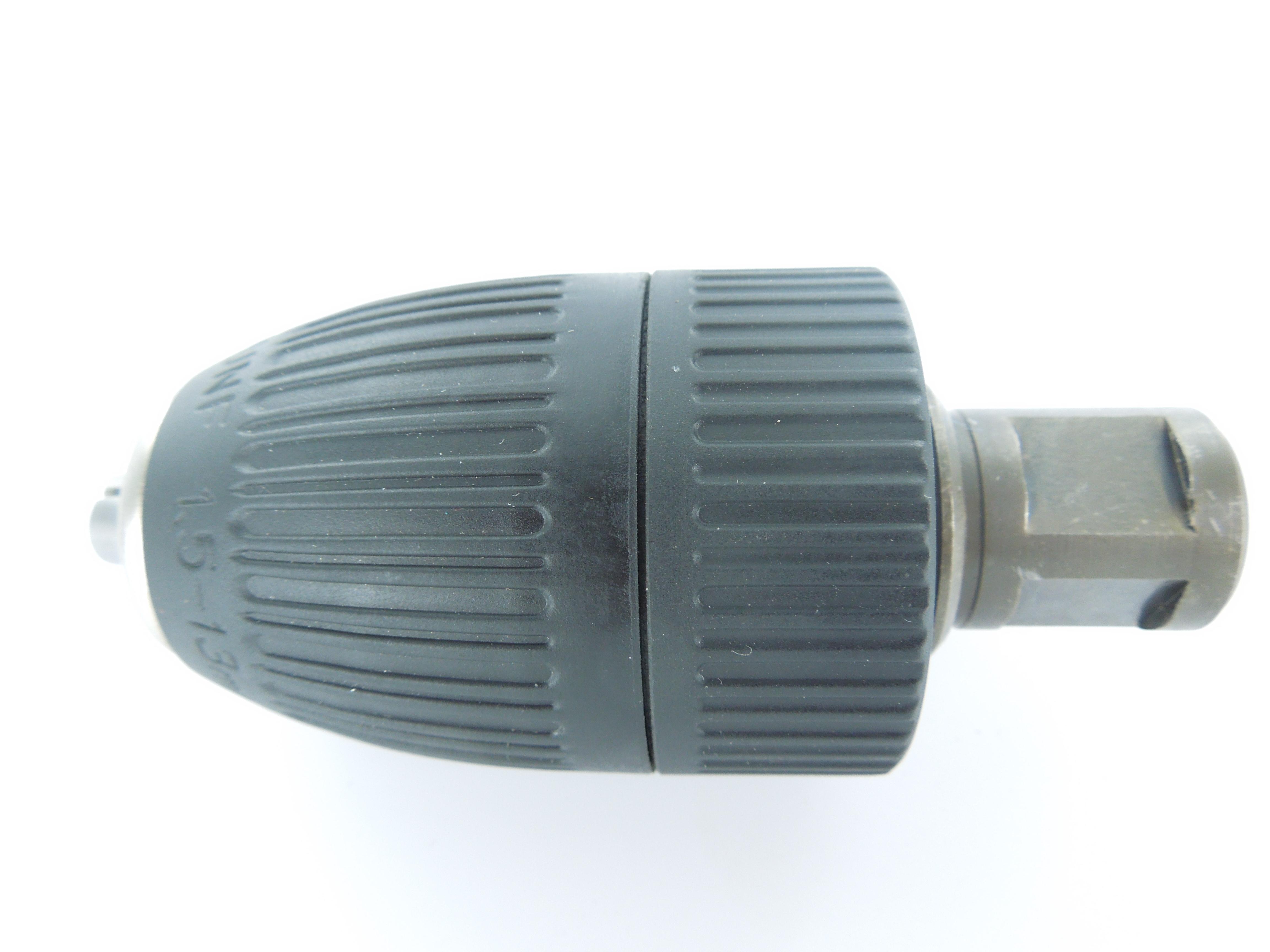 Image of   Selvspændende borepatron 1-13 mm med Weldon19- 3/4 tomme) -