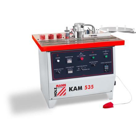 KAM535  Kantlimemaskine Holzmann