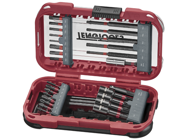 Image of   TBBS127 Teng Tools Impact Bitssæt 27 dele
