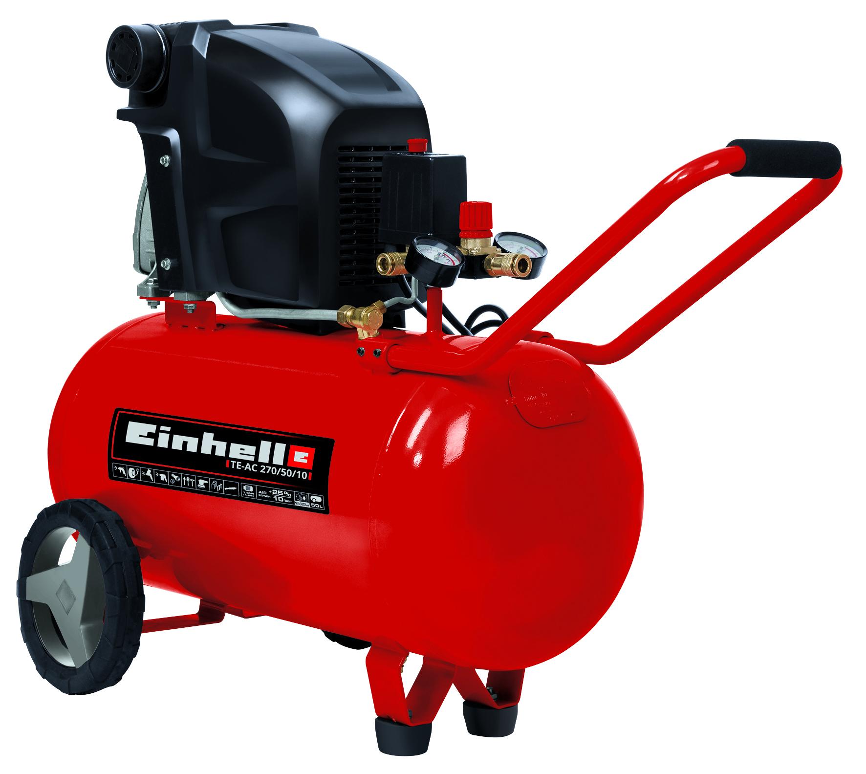 Kompressor - TE-AC 270/50/10