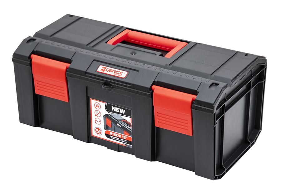 Værktøjskasse 13´´ 100 % genbrugsmaterial