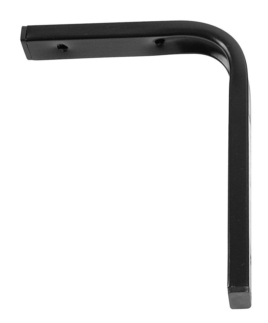 Hyldeknægt F-profil 120x150 mm. - sort