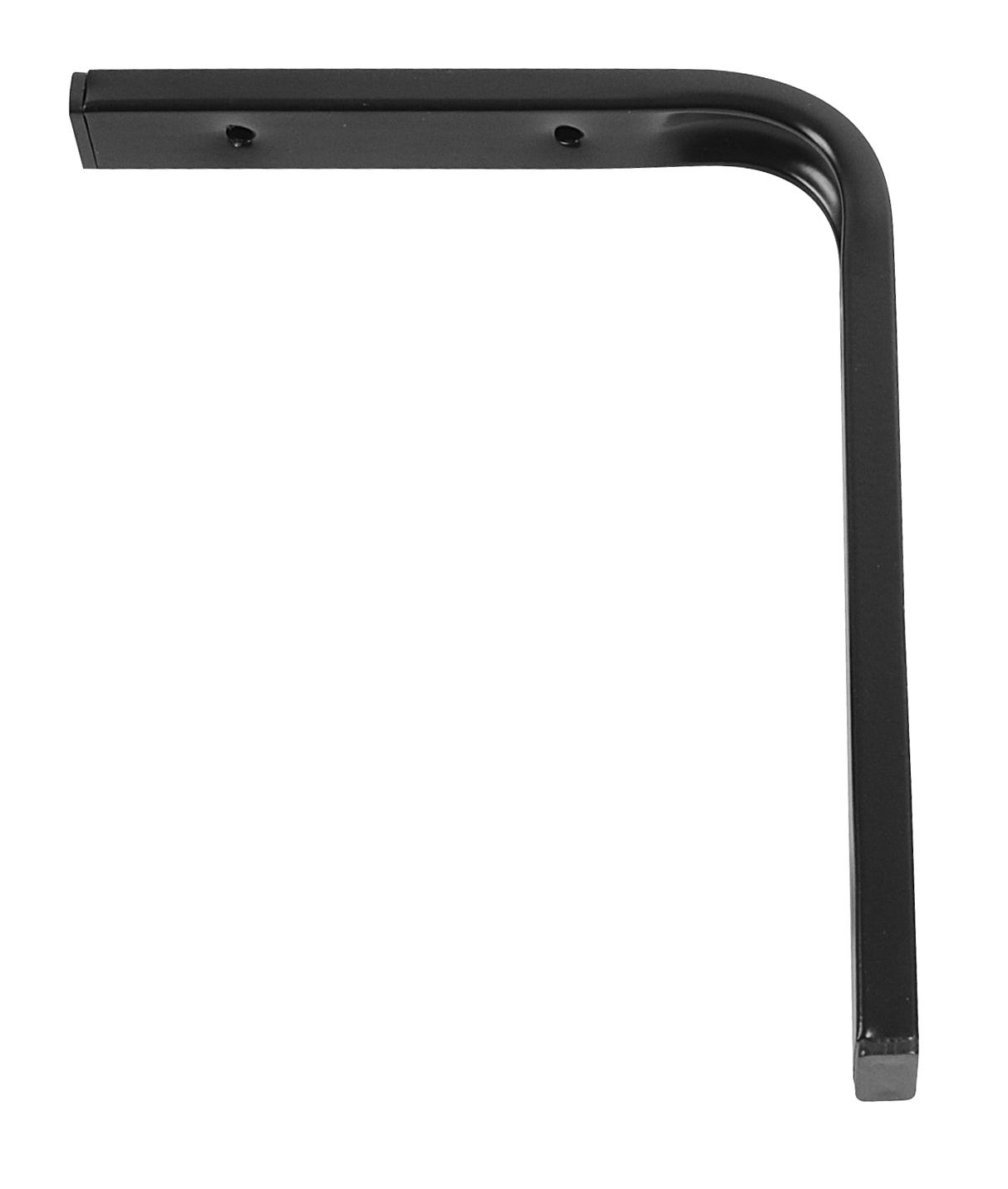 Hyldeknægt F-profil 150x200 mm. - sort
