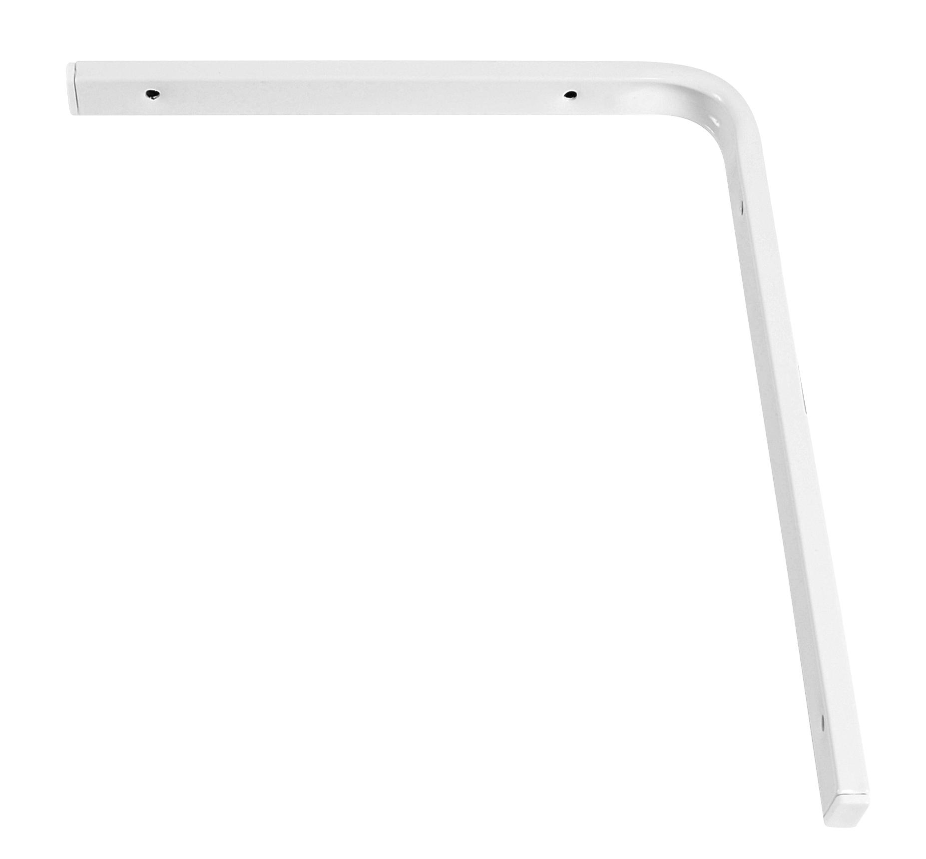Hyldeknægt F-profil 250x300 mm. - hvid