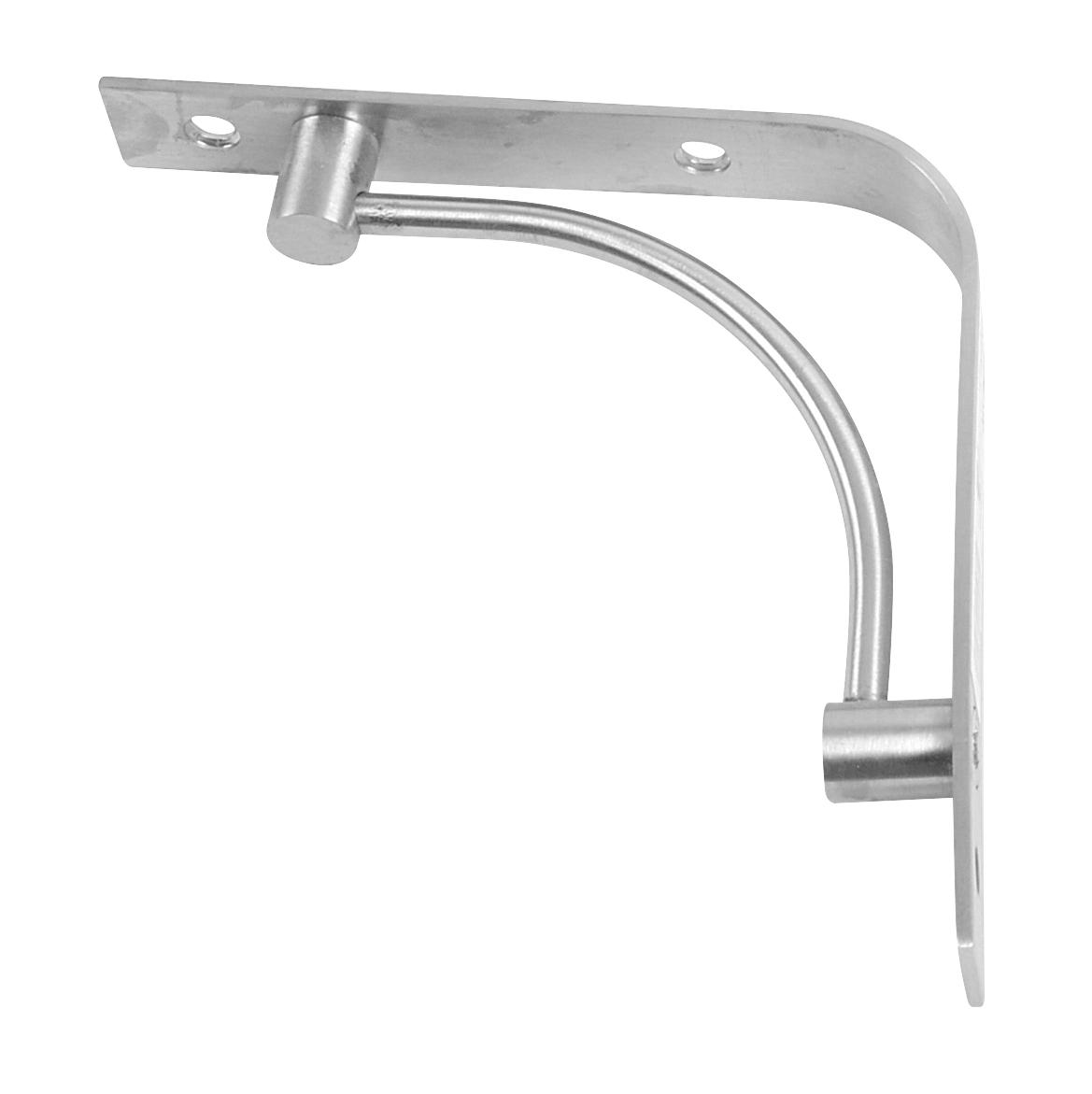 Hyldeknægt Circle 125x125 mm. - rustfri stål