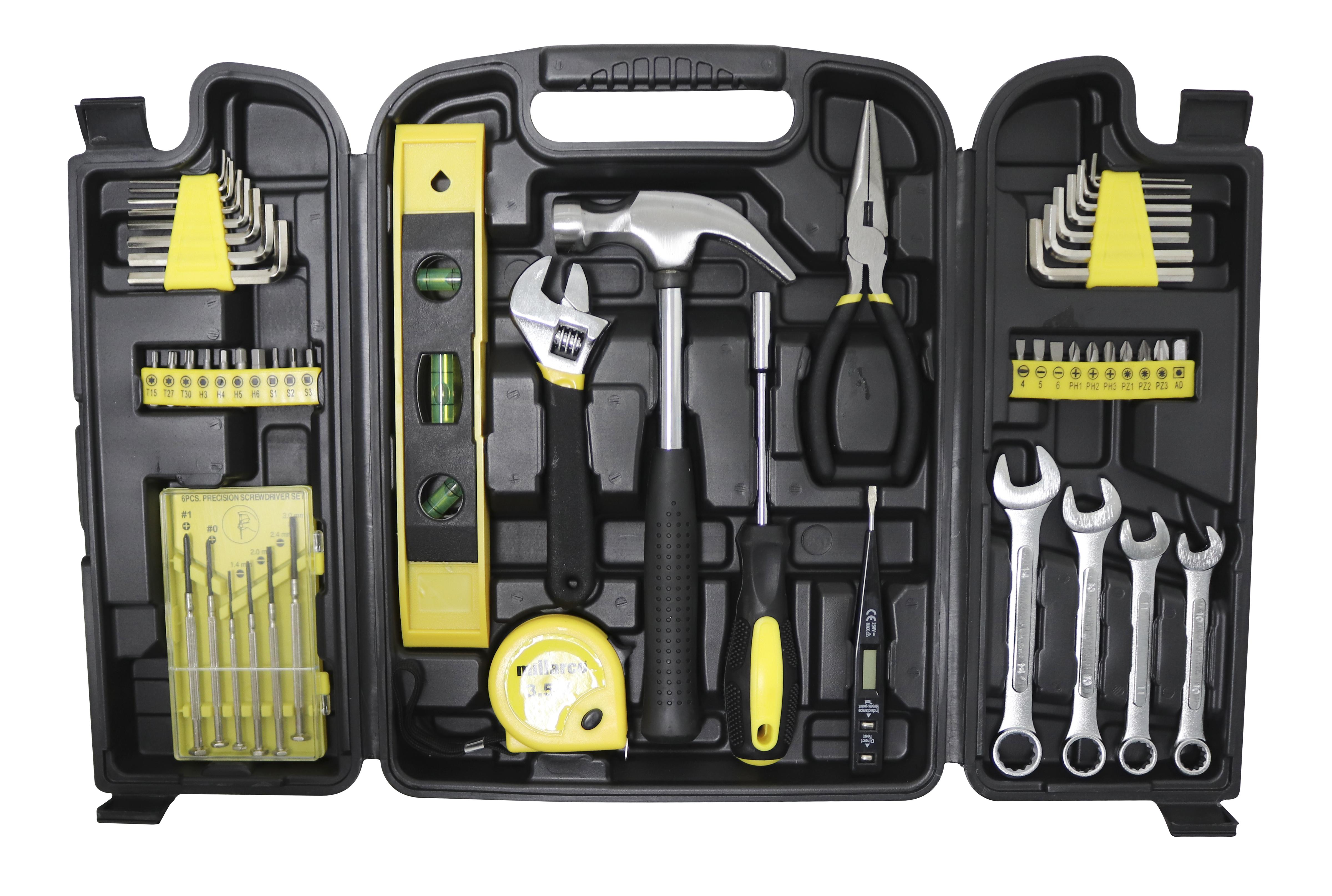 Værktøjssæt - 53 dele