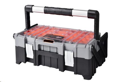 Værktøjskasse i plast 22