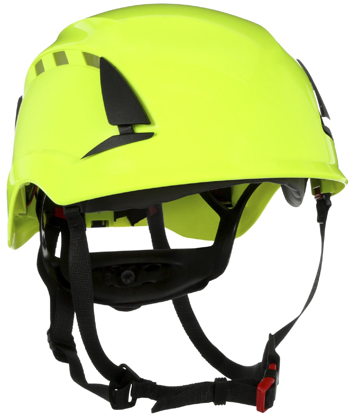 Image of   Skikkerhedshjelm 3M X5000VE-CE Gul