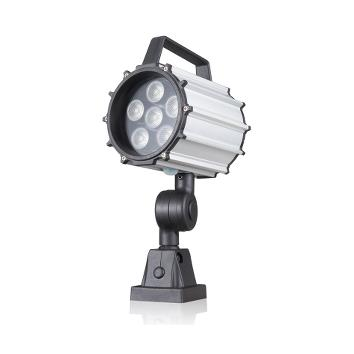 Image of   LED MASKINLYS IP65 KORT ARM 9,5W AC 230V 4000K