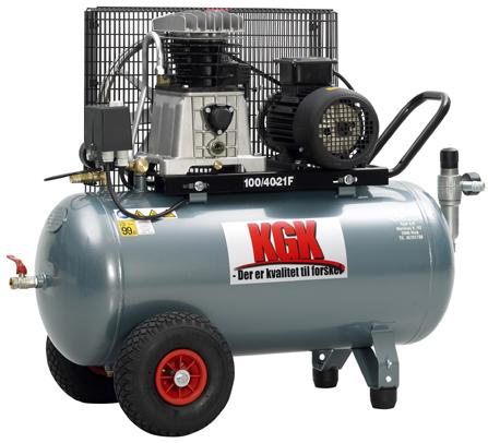 Image of   90/3021 værkstedskompressor Kgk