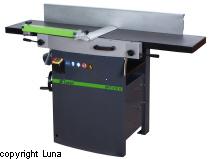 BPT 410 S Luna Afretter og tykkelseshøvl