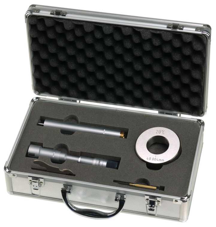 2 punkt og 3 punkt mikrometer