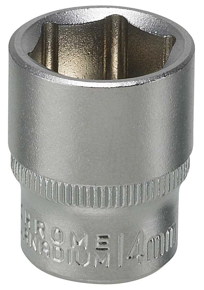Toppe 1/2 16mm