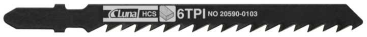 Image of   Stiksavklinge t125x9x1,3 6t 5