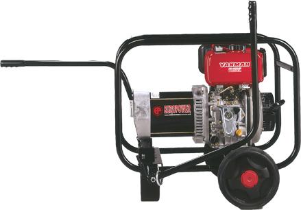Image of   Hjulsæt til generator