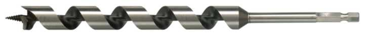 Træspiralbor 400mm 35mm