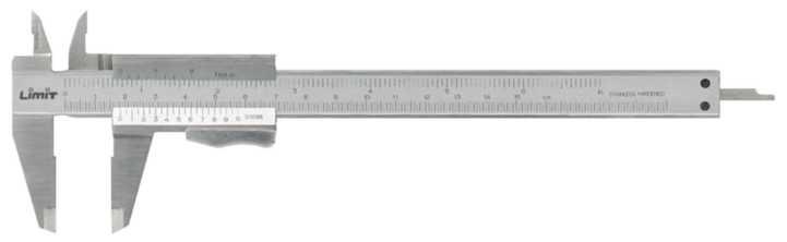 Image of   Lommeskydelære 150mm kalibr.
