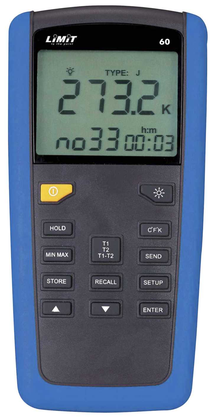 Image of   Industritermometer limit 60