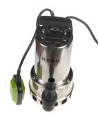 Image of   HERO Dykpumpe Rustfri 1100 watt