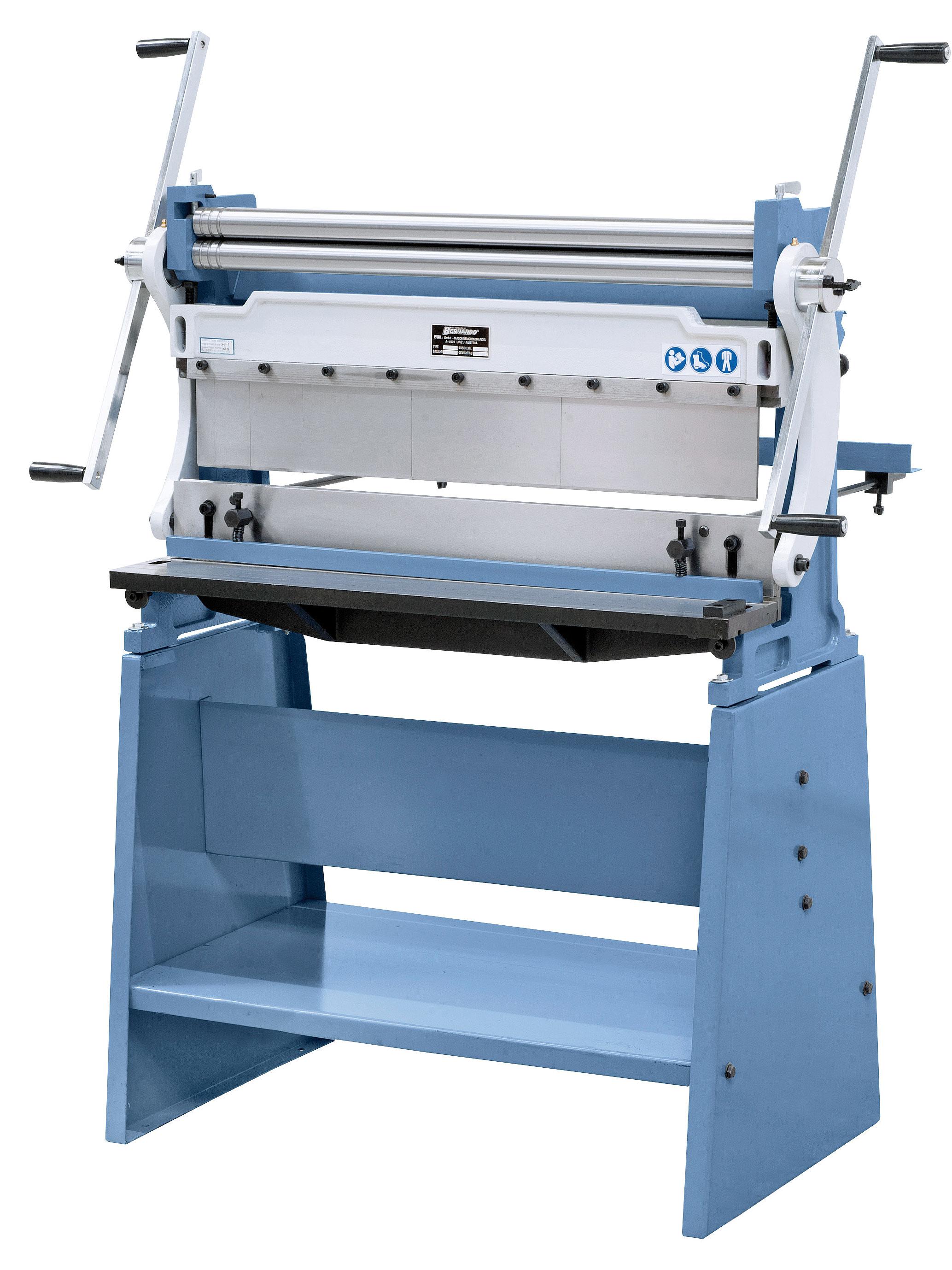 Image of   Pladebearbejdningsmaskine 3 i 1 Bernardo - 760mm