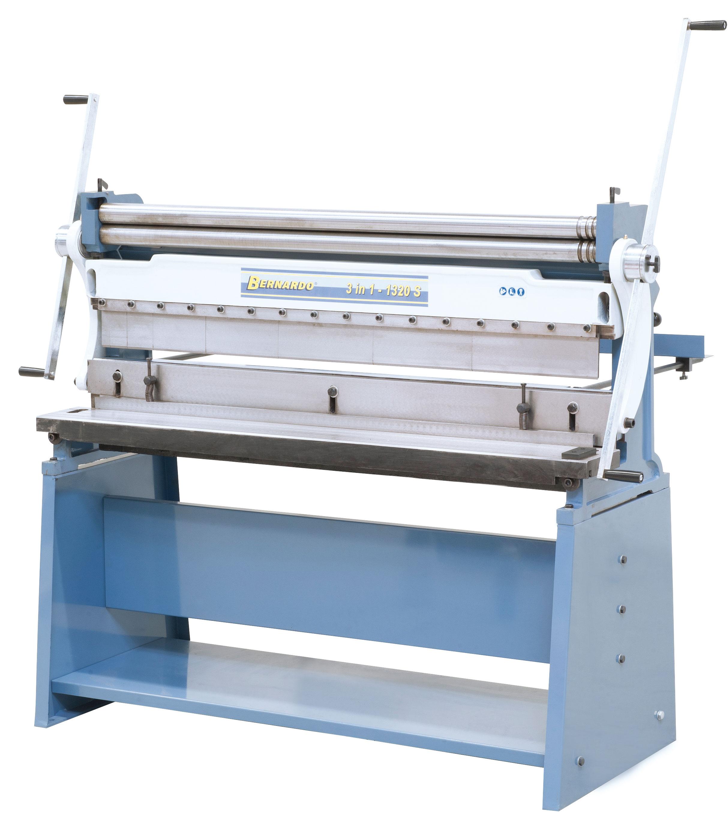 Image of   3 in 1 - 1320mm universal pladebearbejdningsmaskine