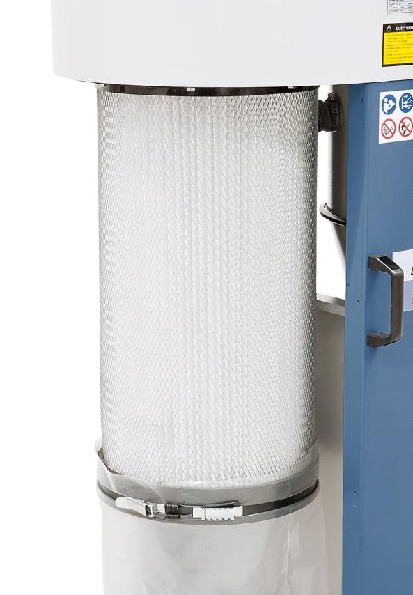 Image of   Finedust filter cartridge FP 4 f. RLA 2700