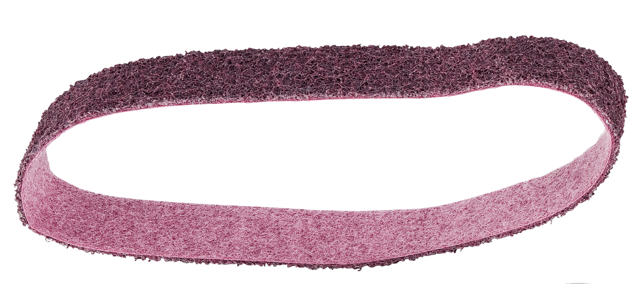 Image of   Slibenylonbånd 40 x 620 mm, rug (5 stk.)