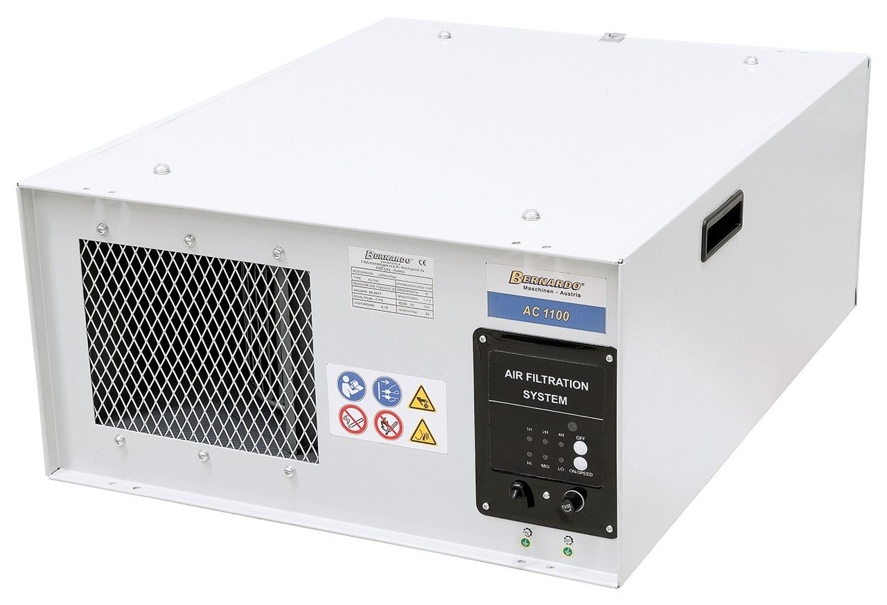 Image of   AC 1100 Svævestøvsfilter