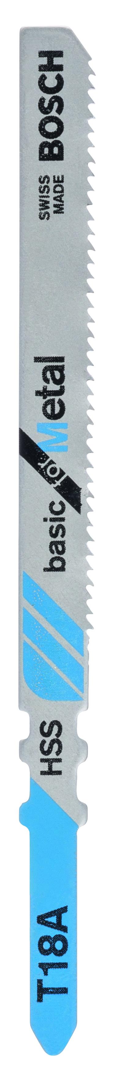 Image of   Stiksavklinge T 18 A Basic for Metal
