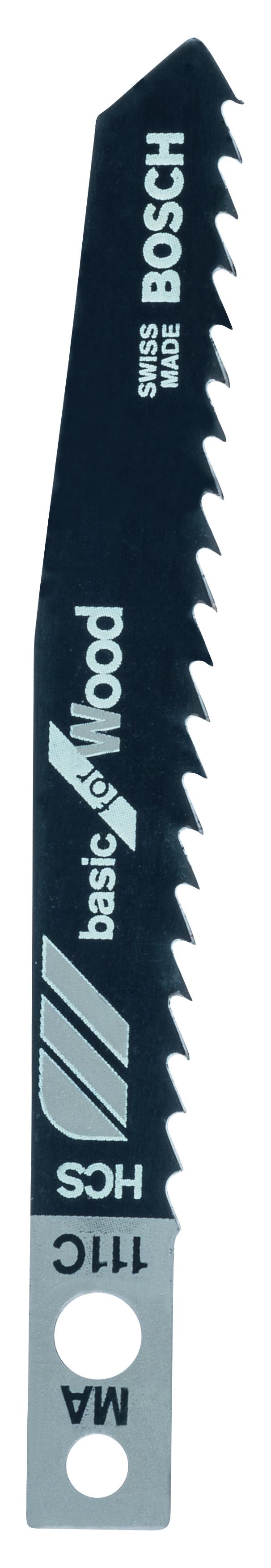 Image of   Stiksavklinge MA 111 C Basic for Wood