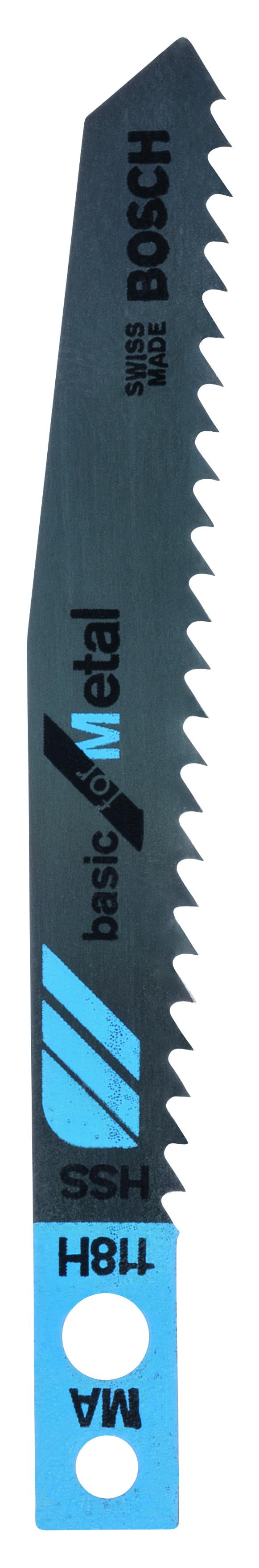 Image of   Stiksavklinge MA 118 H Basic for Metal
