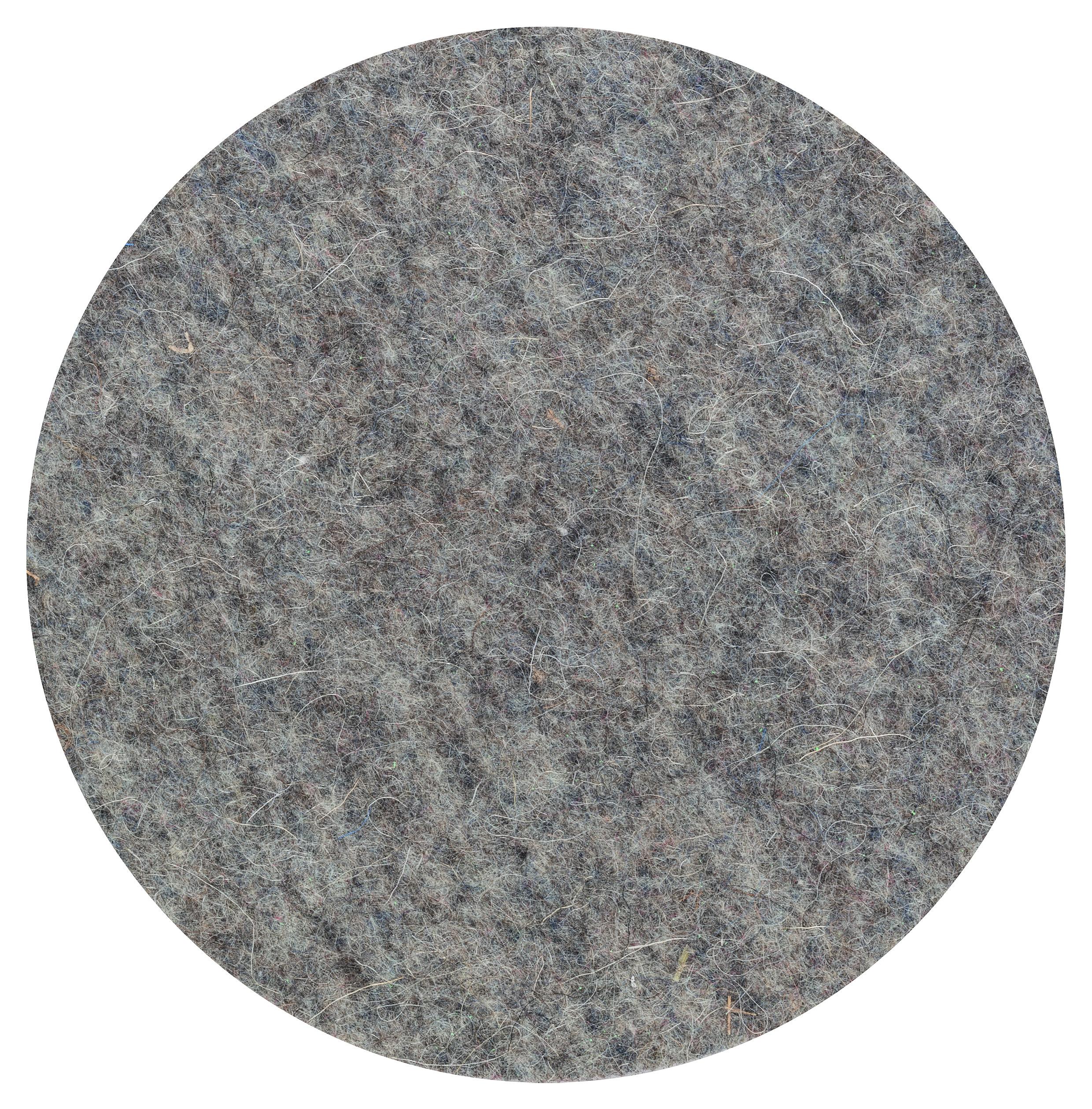 Image of   Polerefilt blød, 160 mm