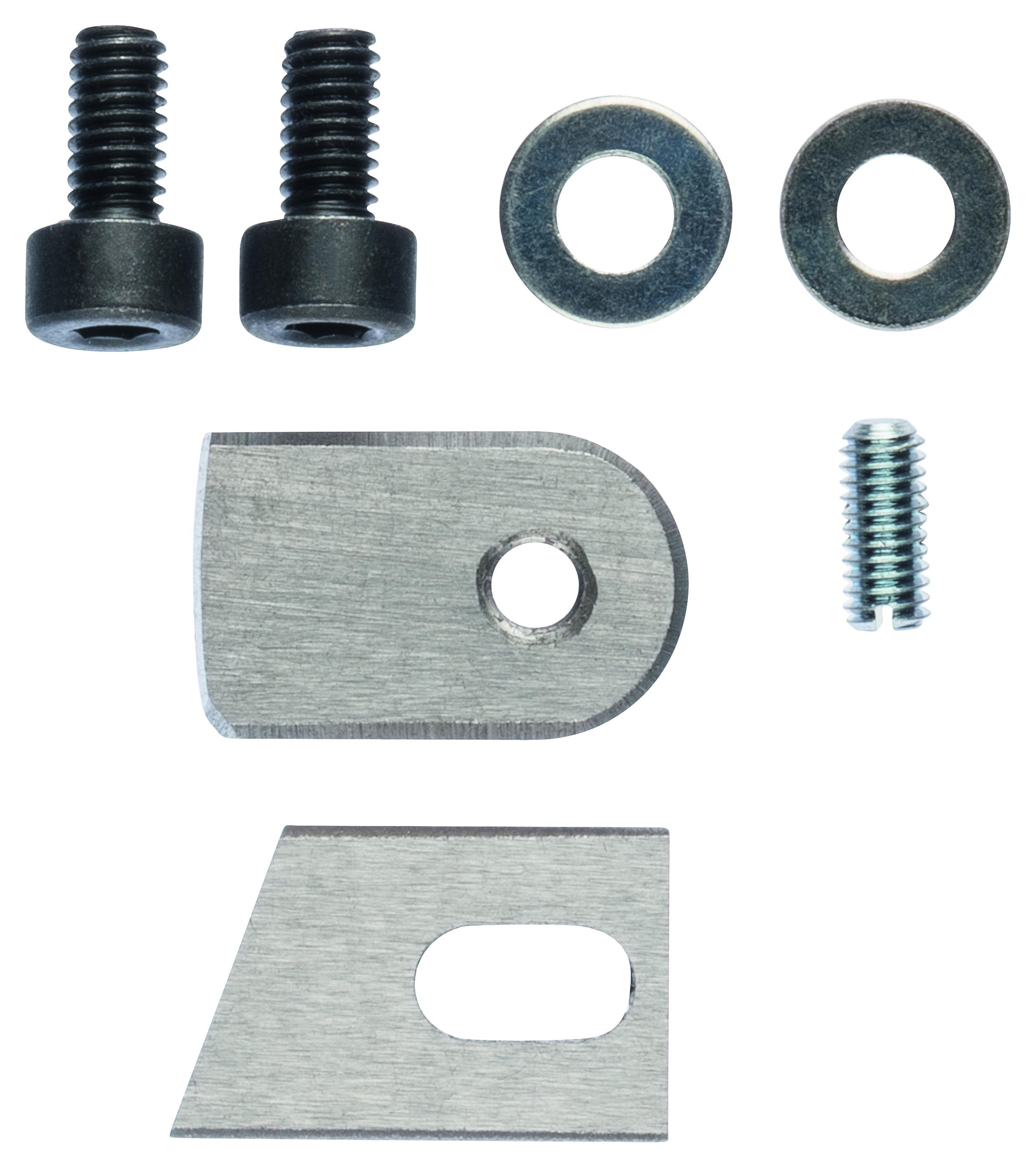 Image of   Knivsæt med 5 dele til metalplader GSC 1,6