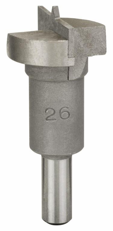 Image of   Hængselbor, hårdmetal 26 x 56 mm, d 8 mm